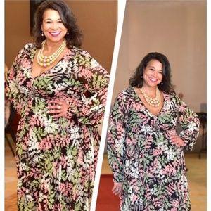Elite Couture Boutique Dresses - Kiwi Maxi Dress